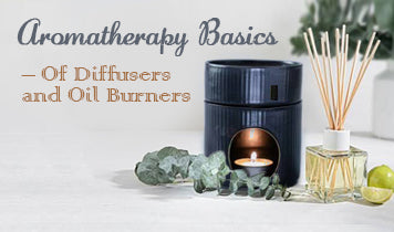 Essential Oil Burner VS Reed Diffuser : All you need to know