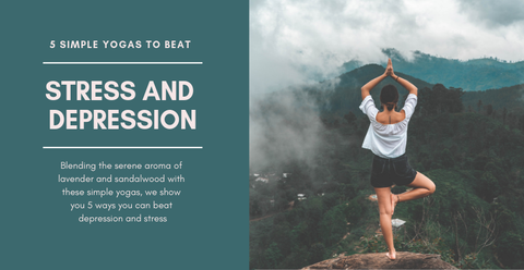 Simple Yoga for Stress and Depression