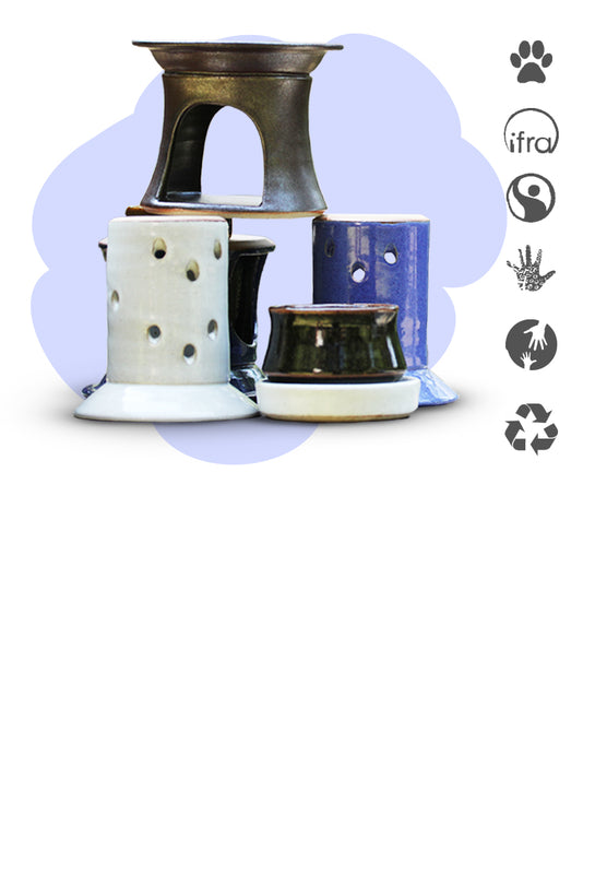 Ceramic burners
