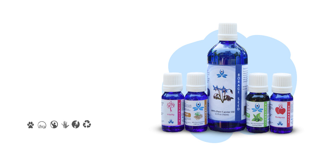 Cold pressed essential oils