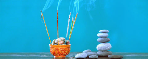 BENEFITS OF INCENSE STICKS