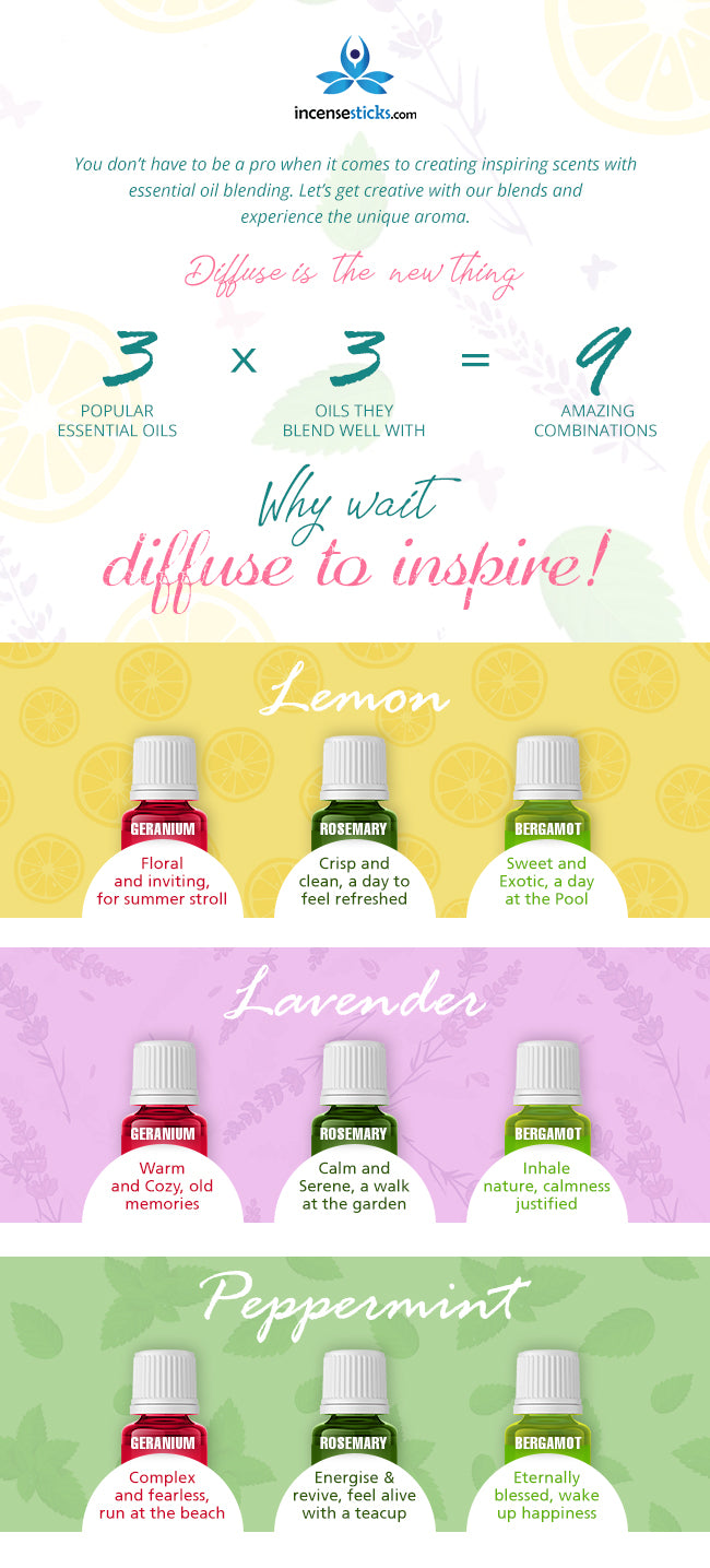 Essential Oil Blends Recipes For Energy And Relax