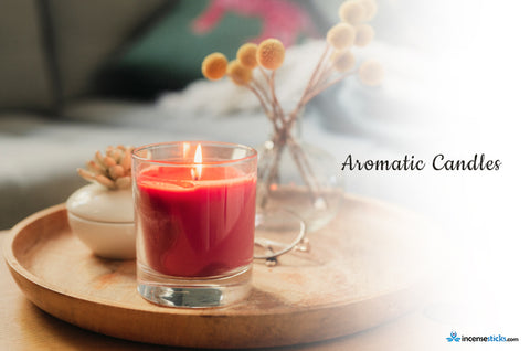 Benefits of Aromatic candles