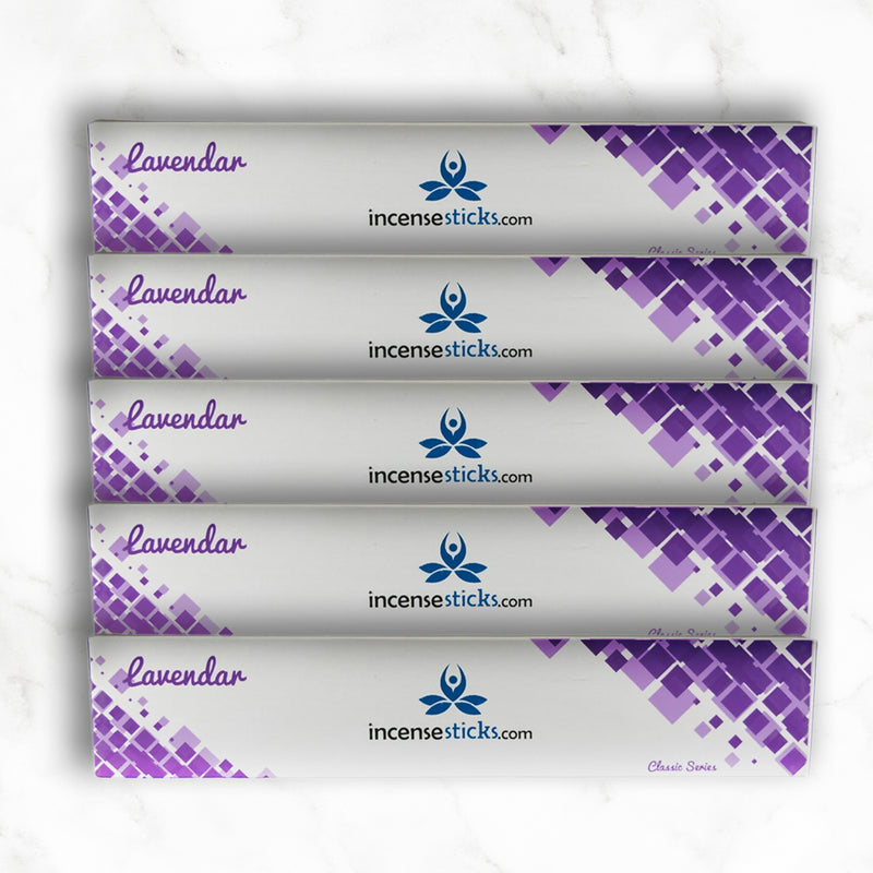 "Lavender Incense 10"" inch 12 Sticks"