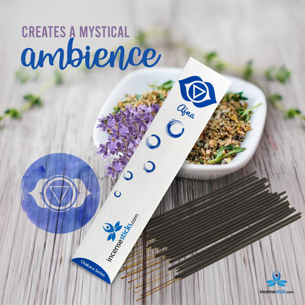 Ajna Incense sticks