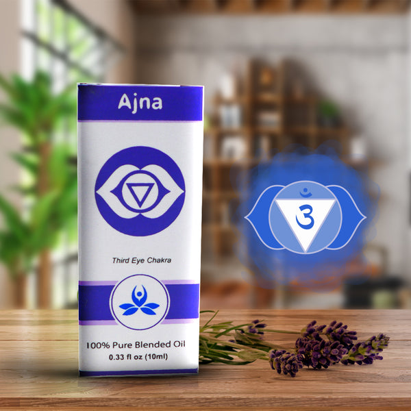 Ajna Essential Oil