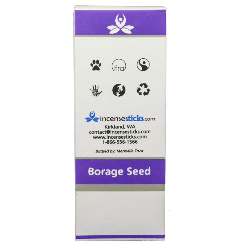 Carrier Oil - Borage Seed Carrier Oil