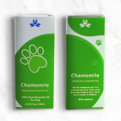 Pet Chamomile Essential Oil