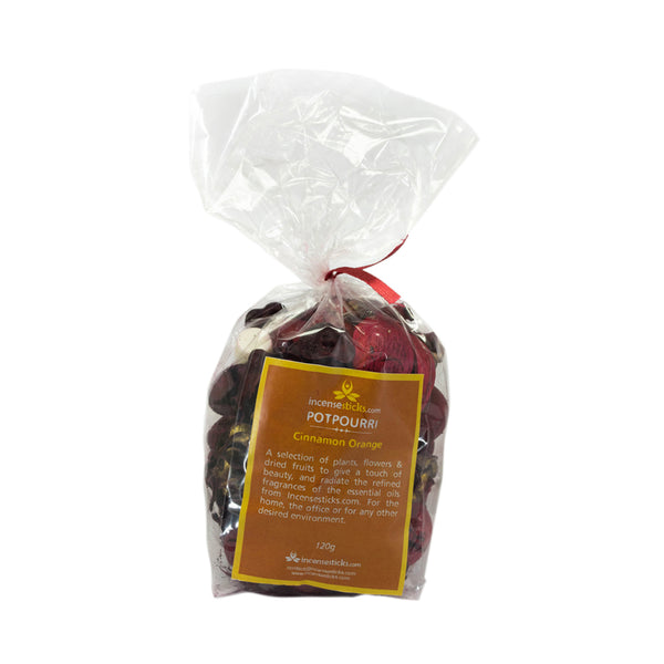 Natural Potpourri - Natural Potpourri-Cinnamon Orange