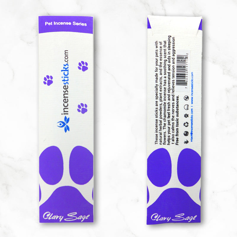 Pet Clary Sage Incense