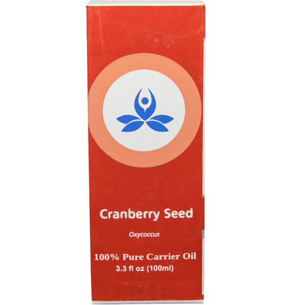 Carrier Oil - Cranberry Seed Carrier Oil