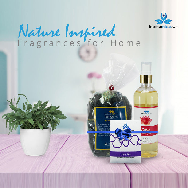 Home Fragrance Pack