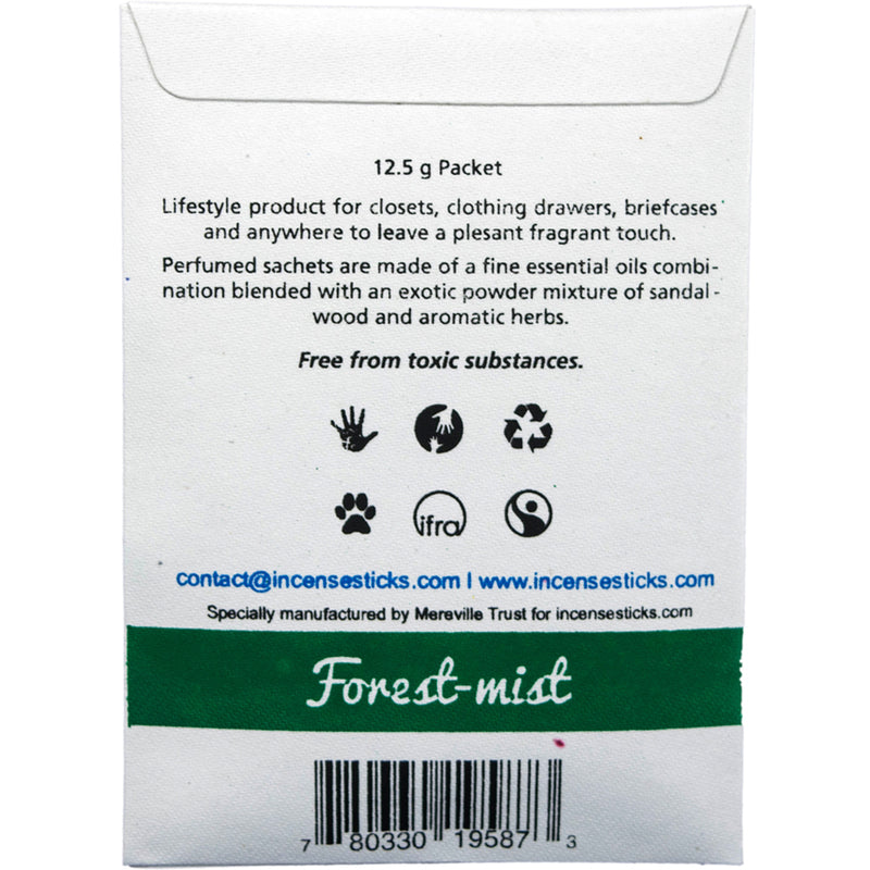 Aromatic Sachets - Aromatic Sachets-Forest-mist