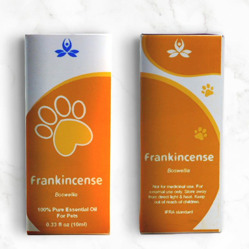 Pet Frankincense Essential Oil
