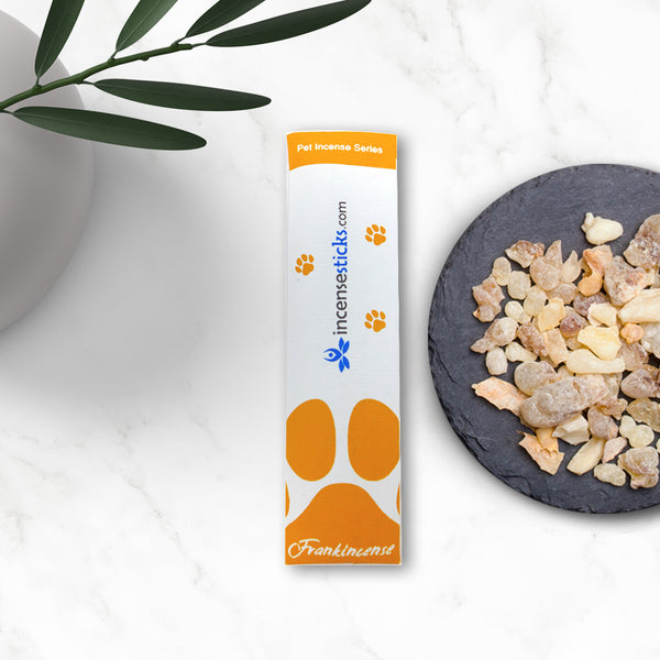 Pet Frankincense Incense Sticks