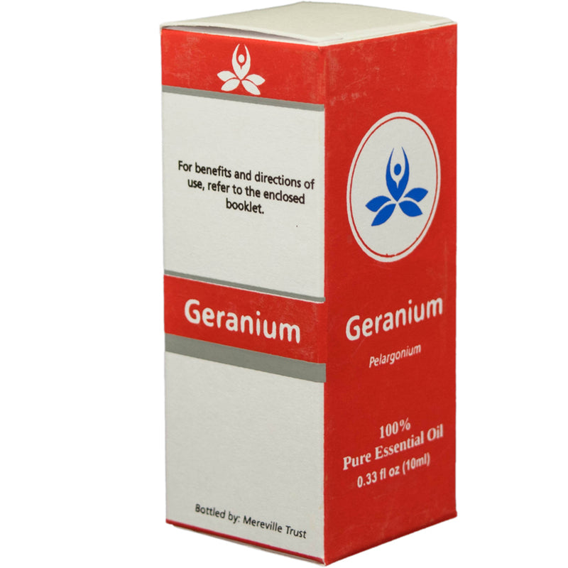 Essential oil - Geranium Essential Oil