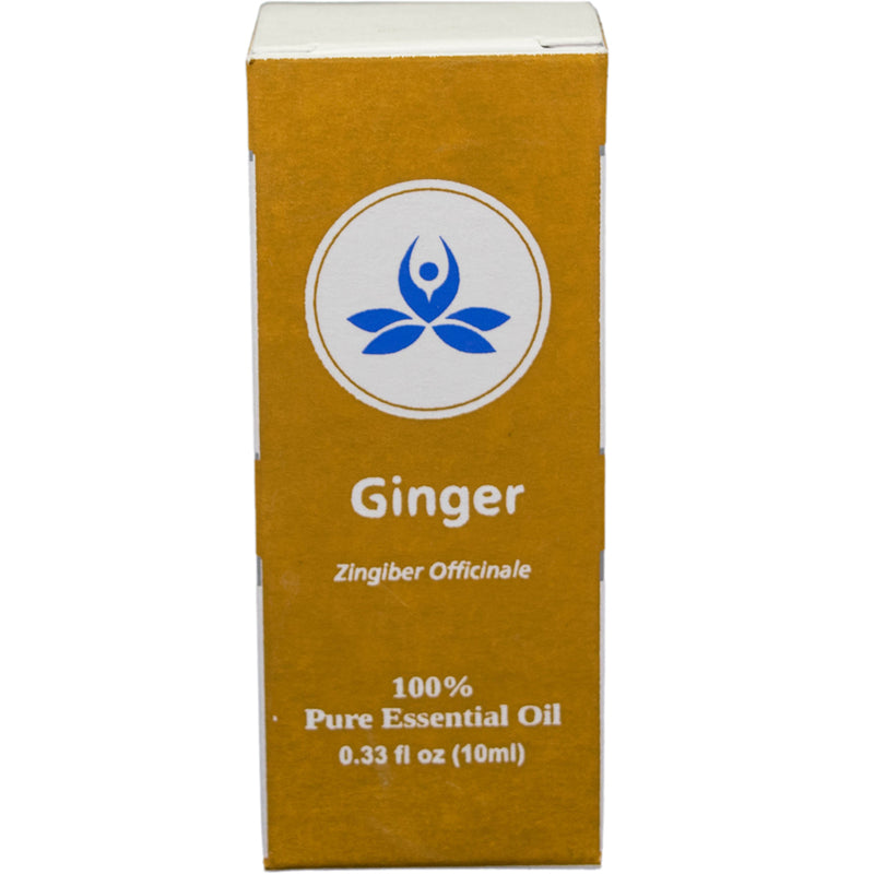 Essential oil - Ginger Essential Oil