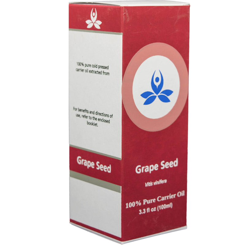 Carrier Oil - Grapeseed Carrier Oil
