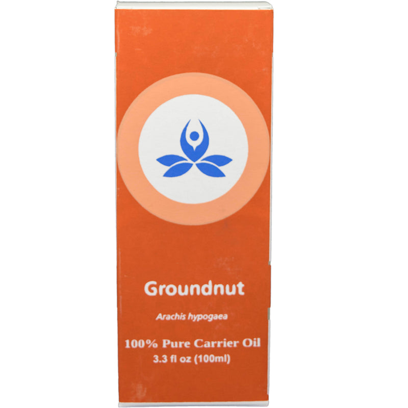 Groundnut Carrier Oil