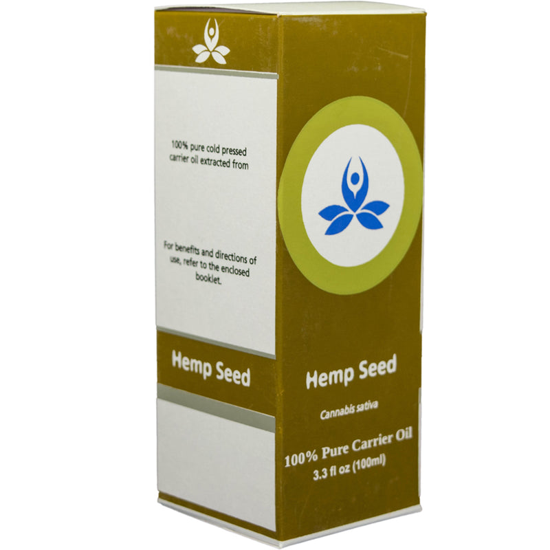 Carrier Oil - Hemp Seed Carrier Oil