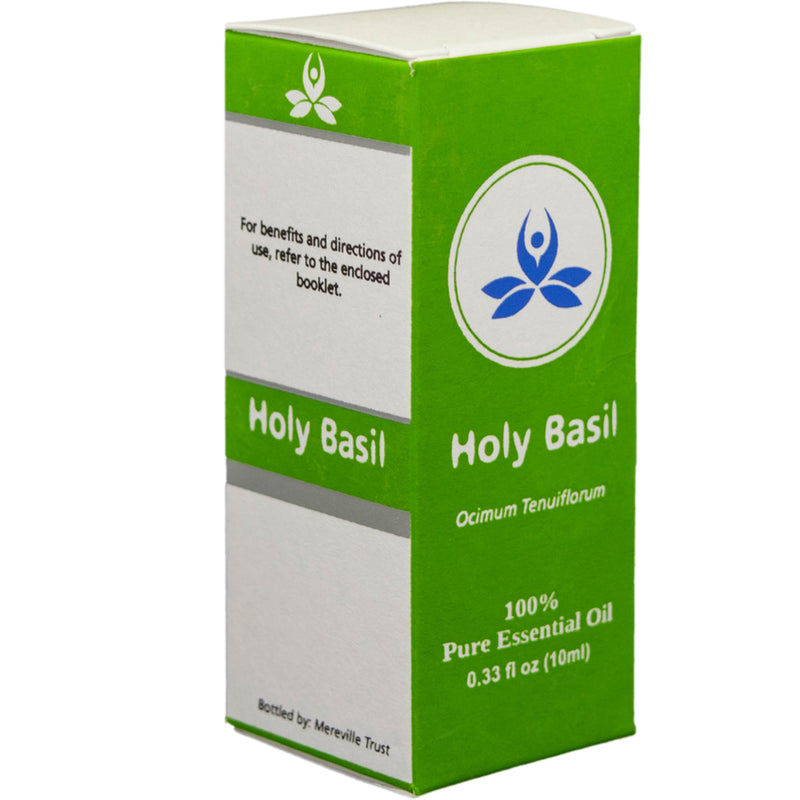 Essential oil - Holy Basil Essential Oil