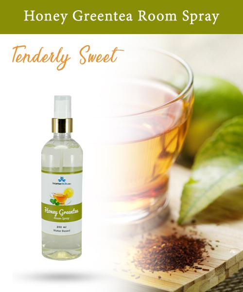 Honey Greentea Room Spray