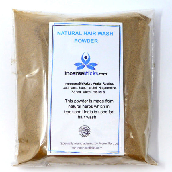Hair Wash Powder - Hair Wash Powder
