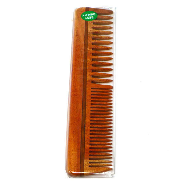 - Neem Comb Without Handle