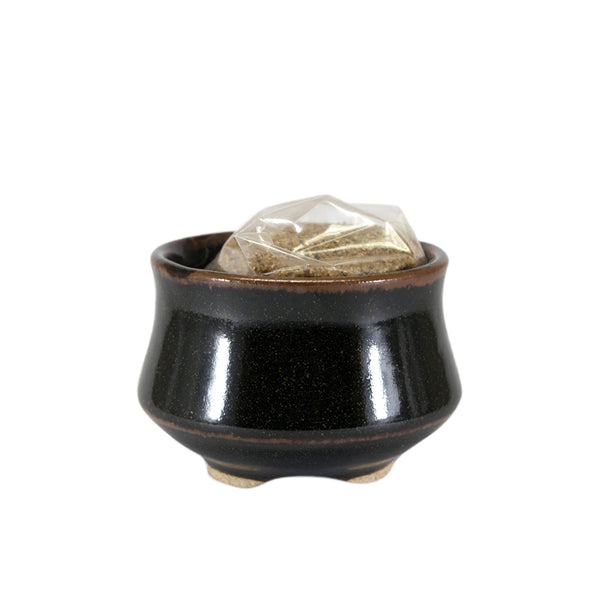 incense Candle holder with Sand - Incense Candle Holder With Sand
