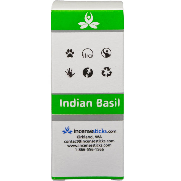 Essential oil - Indian Basil Essential Oil