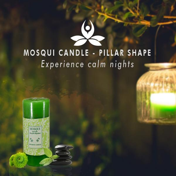 Mosqui candle for - Anti Mosquito