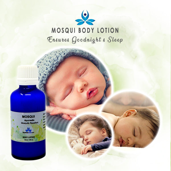 Mosqui Body lotion for Babies and adult