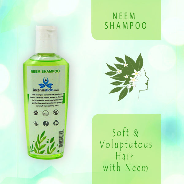 Neem Shampoo for Hair Growth