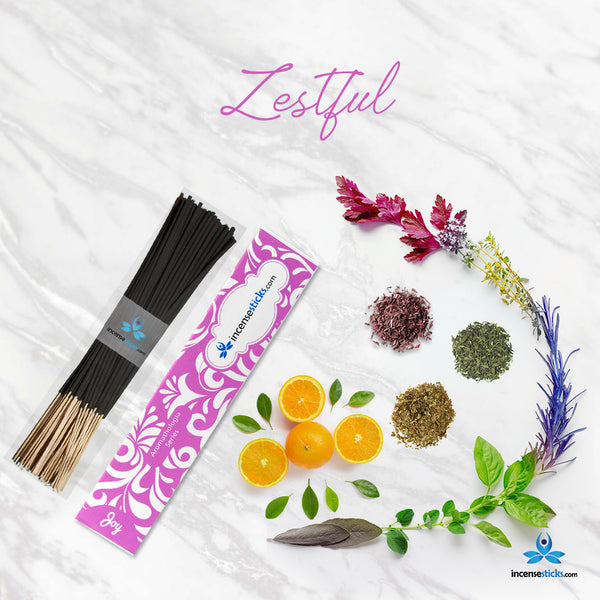 "Joy Incense 8"" 12 Sticks"