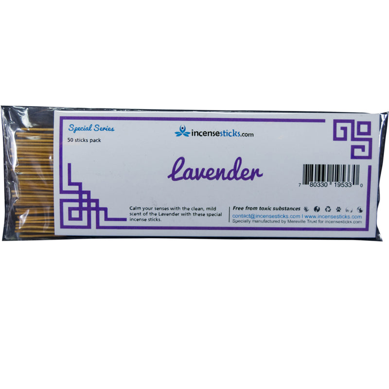 Lavender Incense Sticks - Special