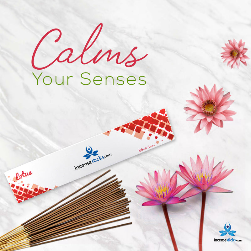 Lotus Incense Sticks