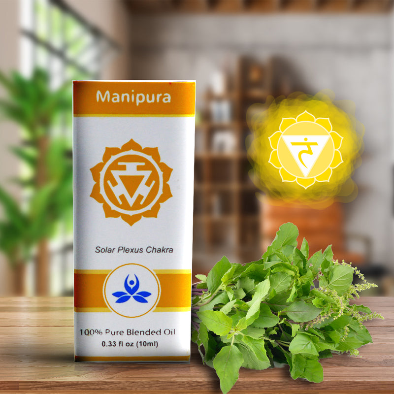 Manipura Essential Oil