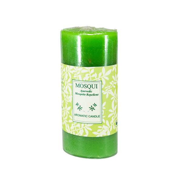 Mosqui Candles - Mosqui Candle - Pillar Shape (300g)