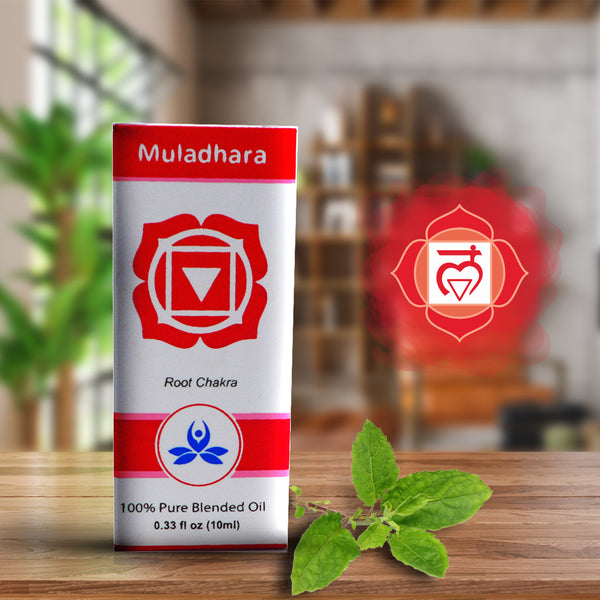 Muladhara Essential Oil