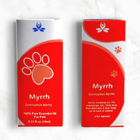 Myrrh Pet Essential oil