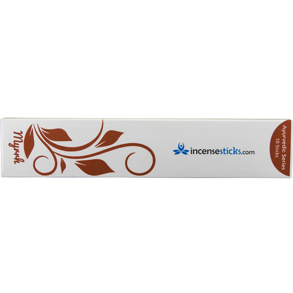Ayurvedic incense - Myrrh Incense sticks