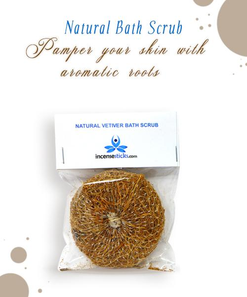 Natural Bath Scrub