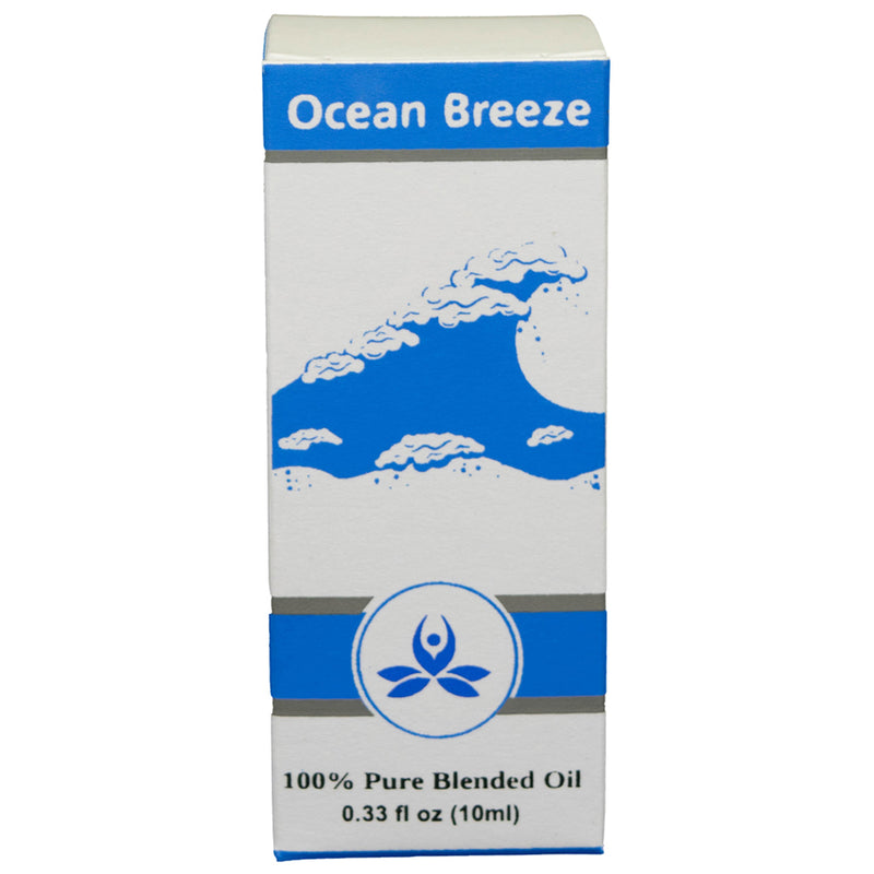 Special Blend Oils - Ocean Breeze