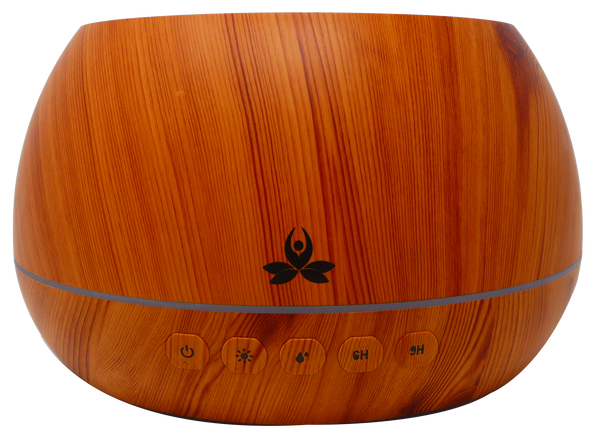 Large room Oil Diffuser - Brown