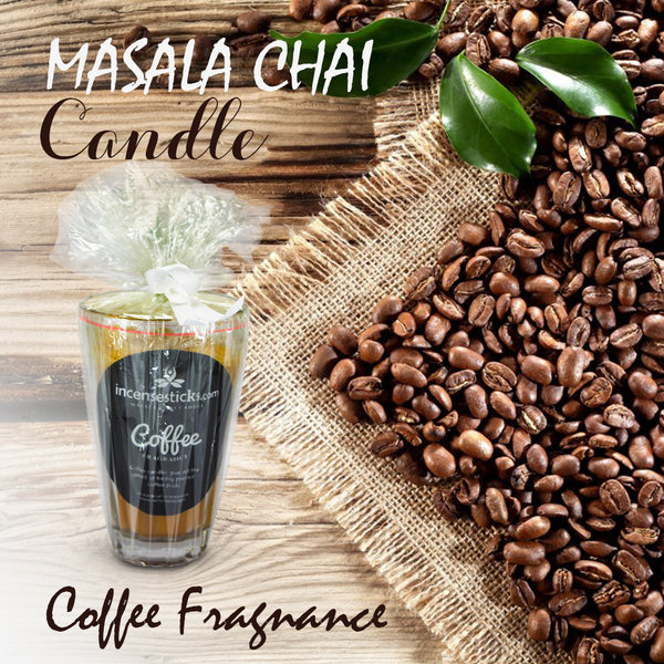 Coffee Masala Chai Candle