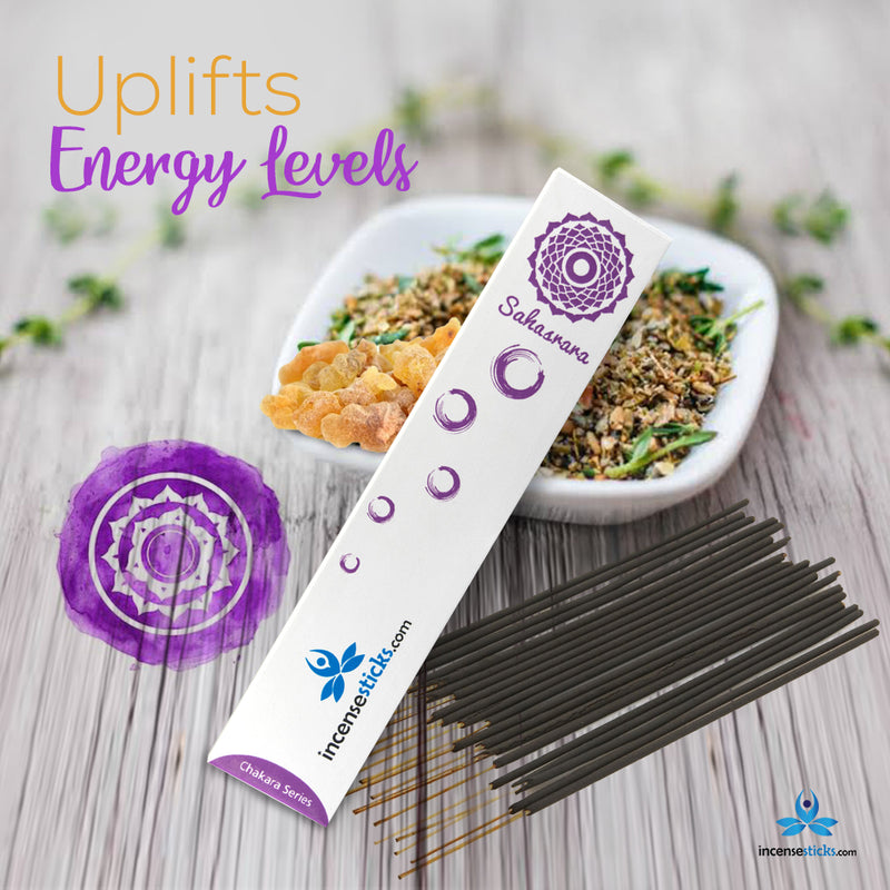 Sahasrara Incense Sticks