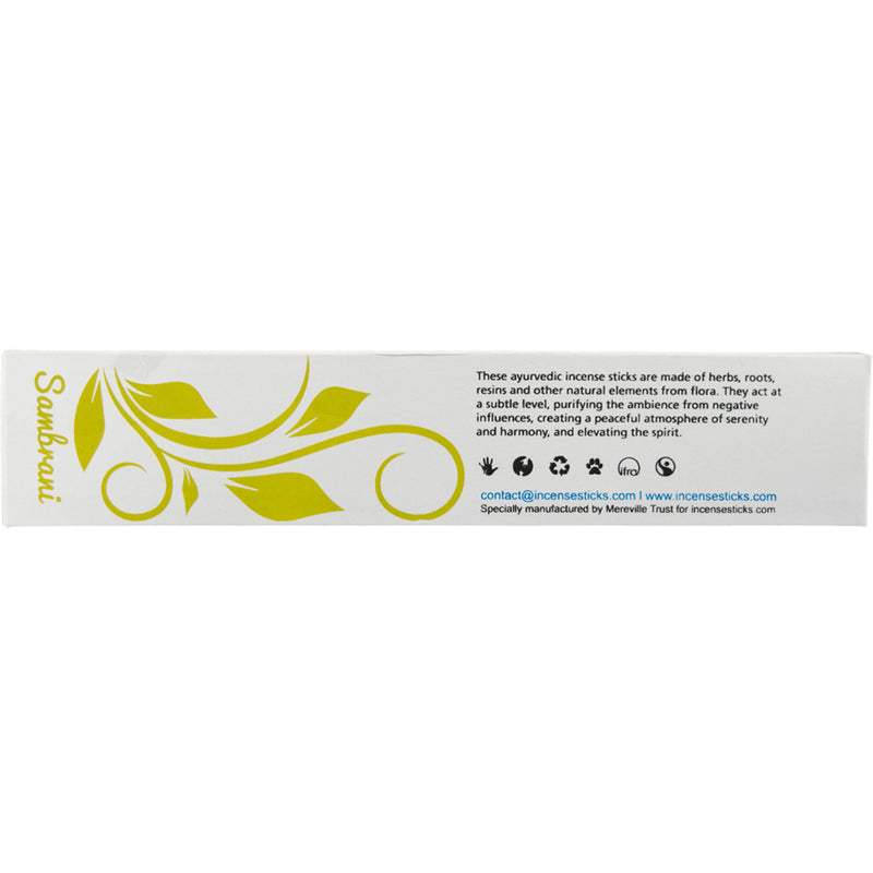 - Sambrani Incense sticks