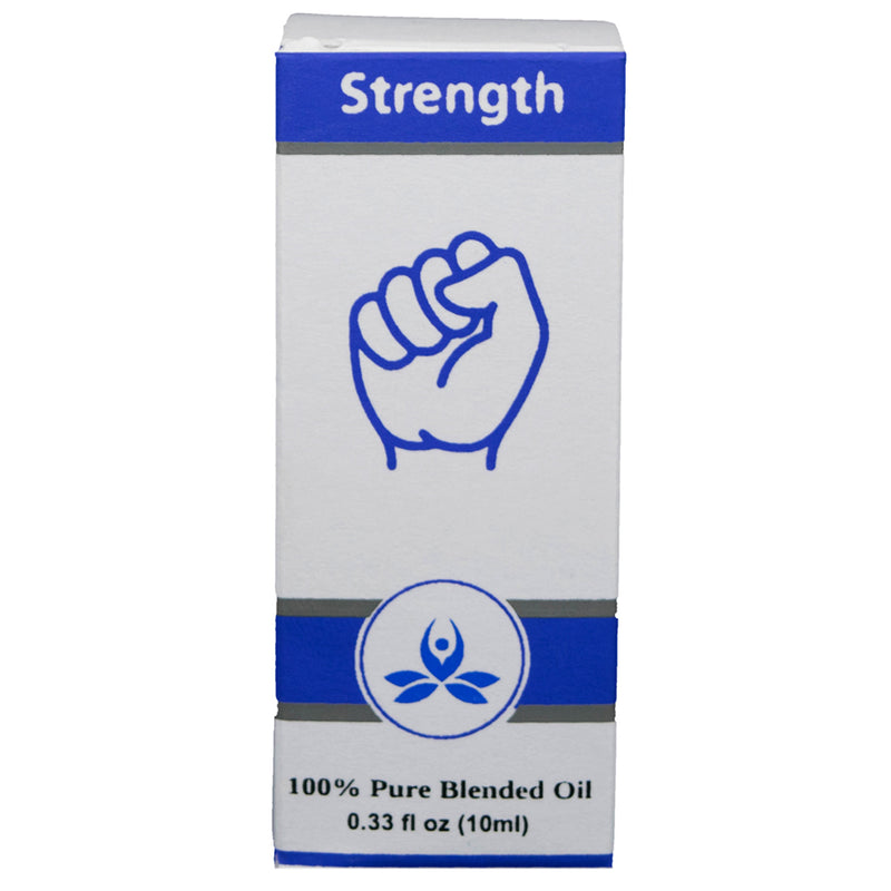 Special Blend Oils - Strength