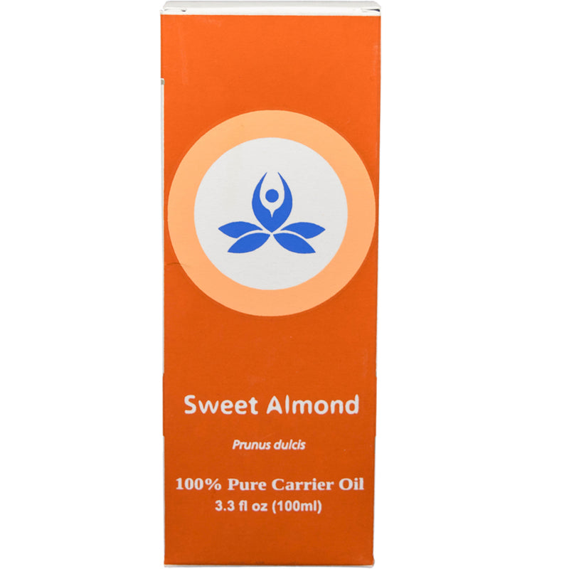 Carrier Oil - Sweet Almond Carrier Oil