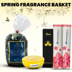 Spring Fragrance Basket